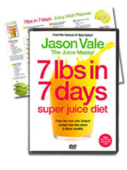 Food Matters 7lbs in 7 days DVD