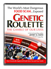 Food Matters Genetic Roulette DVD
