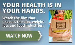 Food Matters Hungry For Change DVD