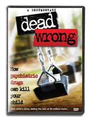 Food Matters Dead Wrong DVD