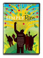 Food Matters Simply Raw DVD